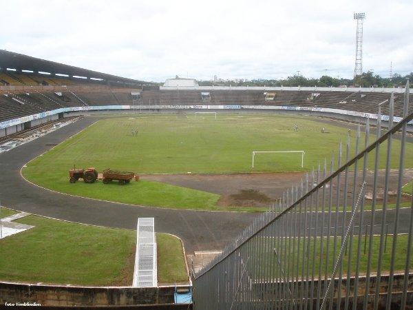 Estádio Universitário Pedro Pedrossian, Campo Grande, Mato Grosso do Sul