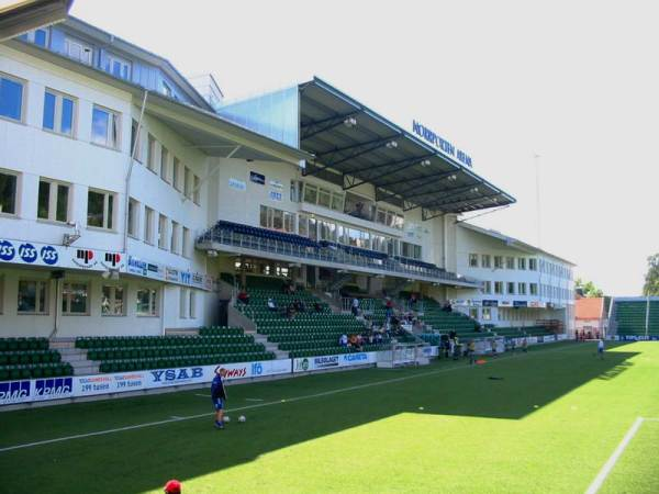 NP3 Arena, Sundsvall