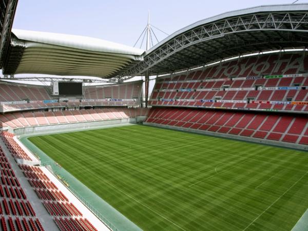 Toyota Stadium, Toyota