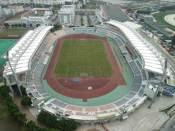 Macau Olympic Complex Stadium, Taipa