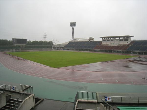 Ishikawa Seibu Ryokuchi Stadium, Kanazawa