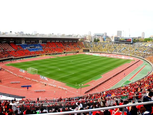 National Olympic Stadium, Tōkyō (Tokyo)