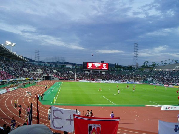 Kobe Universiade Memorial Stadium, Kobe