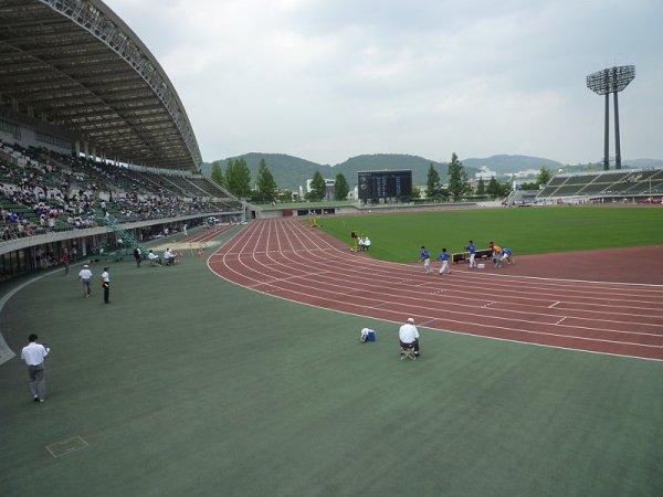 City Light Stadium, Okayama