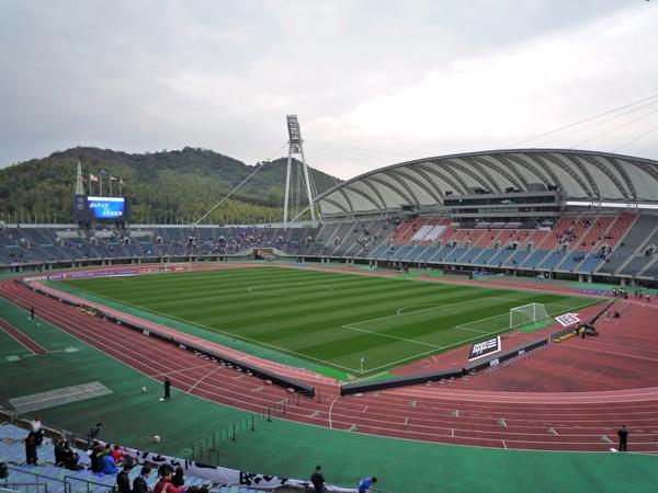 Egao Kenko Stadium, Kumamoto