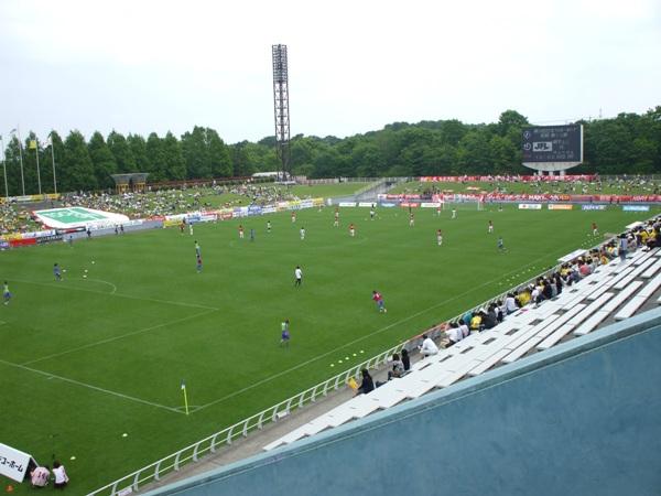 Tochigi Green Stadium, Utsunomiya