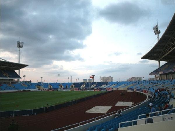 Sân vận động quốc gia Mỹ Đình (My Dinh National Stadium), Hà Nội (Hanoi)