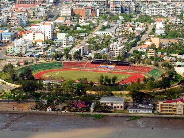 Sân vận động Cần Thơ (Can Tho Stadium), Cần Thơ (Can Tho)