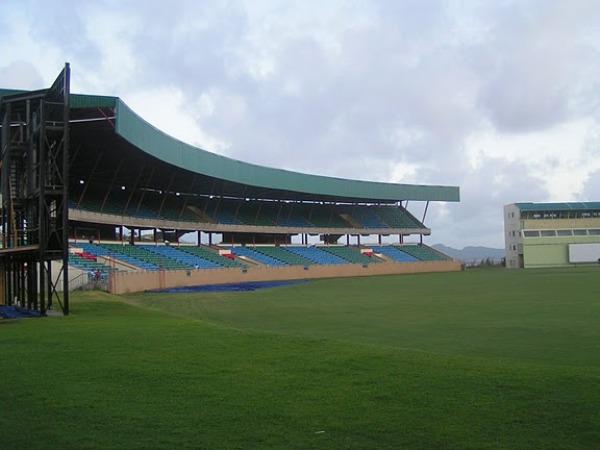 Arnos Vale Ground, Kingstown
