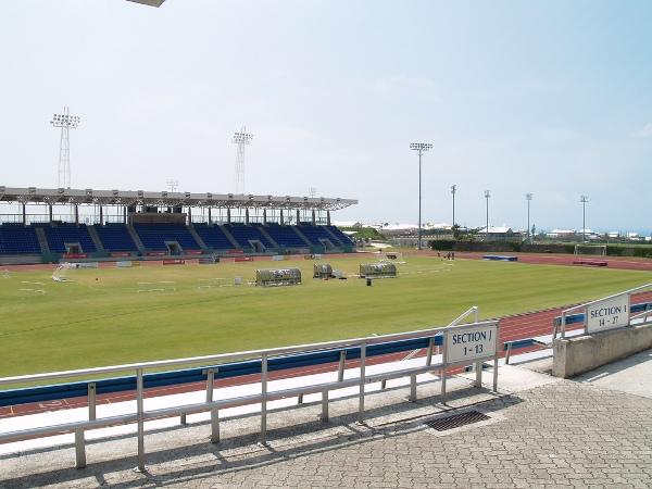 Bermuda National Stadium, Hamilton, Devonshire Parish
