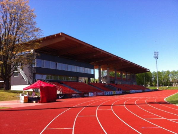Tamme staadion, Tartu