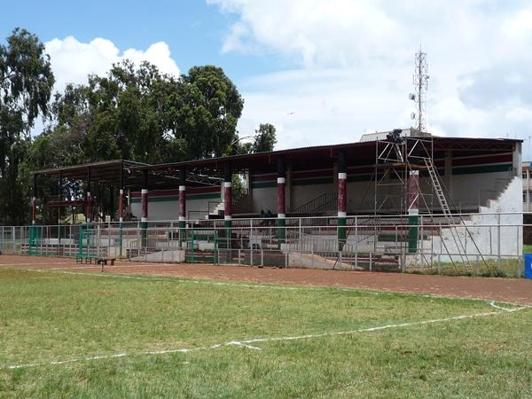 Thika Municipal Stadium, Thika