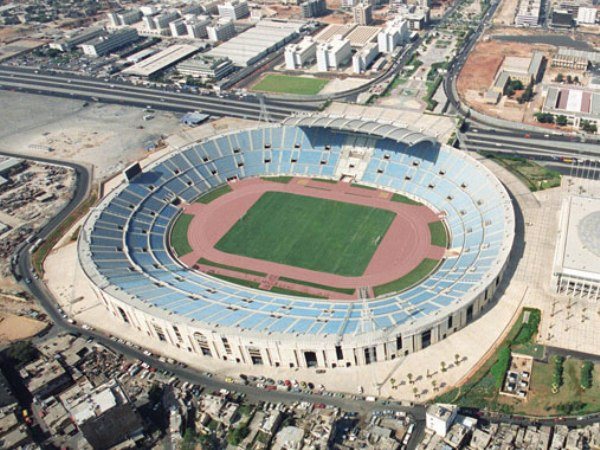 Camille Chamoun Sports City Stadium, Bayrūt (Beirut)