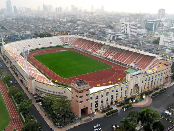 Suphachalasai Stadium, Bangkok