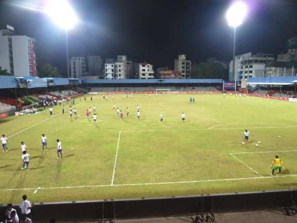 Rasmee Dhandu Stadium, Malé, North Malé Atoll, Kaafu Atoll