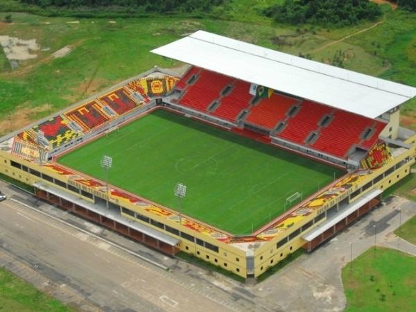 Arena da Floresta, Rio Branco, Acre