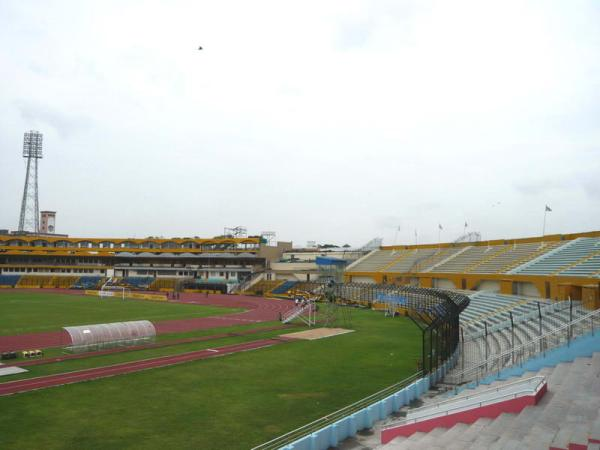 Bangabandhu National Stadium, Dhaka