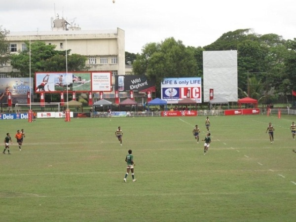 Ceylonese Rugby & Football Club Grounds, Colombo