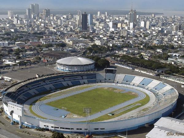Estadio Modelo Alberto Spencer Herrera, Guayaquil