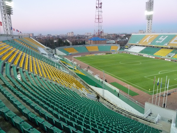 Stadion Kuban', Krasnodar
