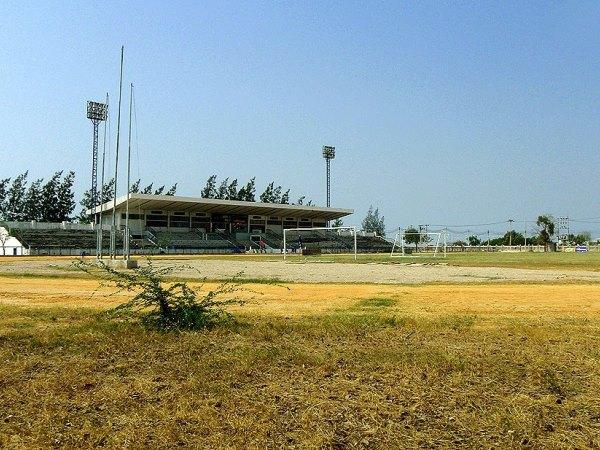 Chonburi Municipality Stadium, Chonburi