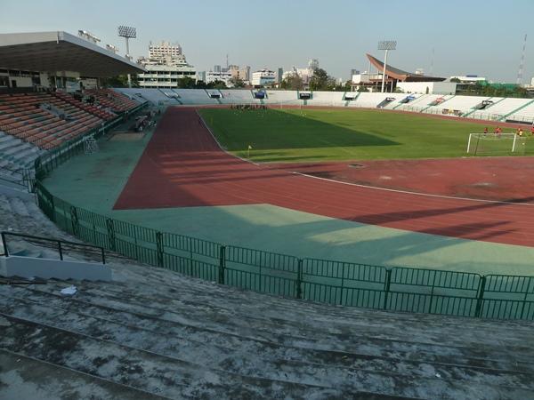 Thai Army Sports Stadium, Bangkok