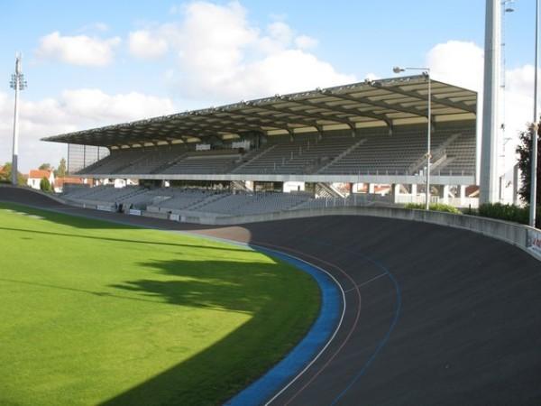 Stade Henri Desgrange, La Roche-sur-Yon