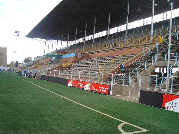 Rufaro Stadium, Harare