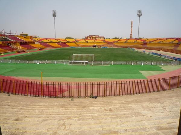 Al-Merreikh Stadium, Omdurman