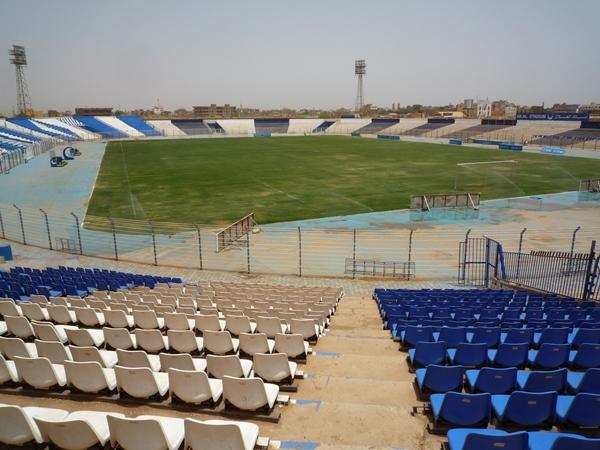Al-Hilal Stadium, Omdurman (Umm Durman)