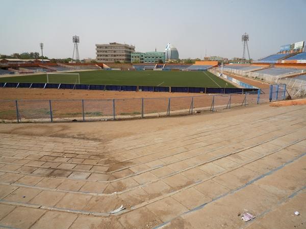 Khartoum Stadium, Khartoum