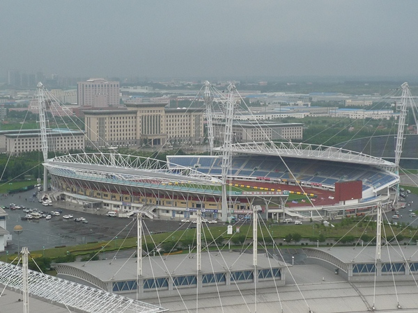 Development Area Stadium, Changchun