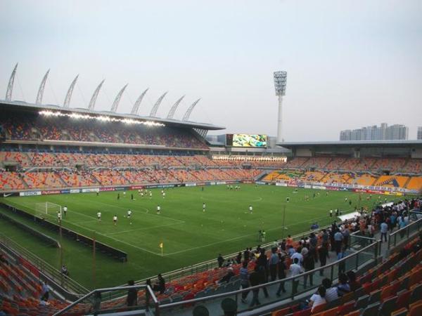TEDA Football Stadium, Tianjin