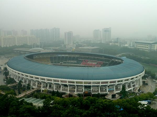 Shenzhen City Stadium, Shenzhen