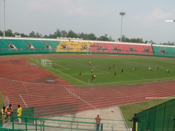 Stade Alphonse Massamba-Débat, Brazzaville