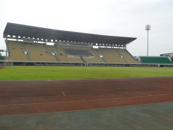 Stade Barthélemy Boganda, Bangui