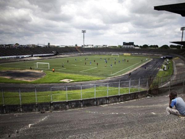 Stade de la Réunification, Douala