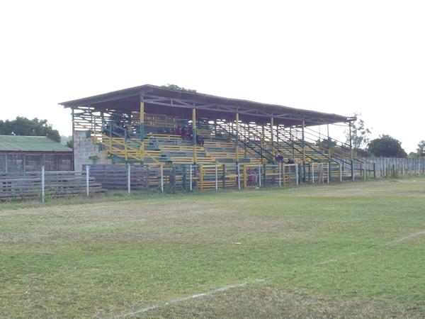 Dola Hill Stadium, Ndola