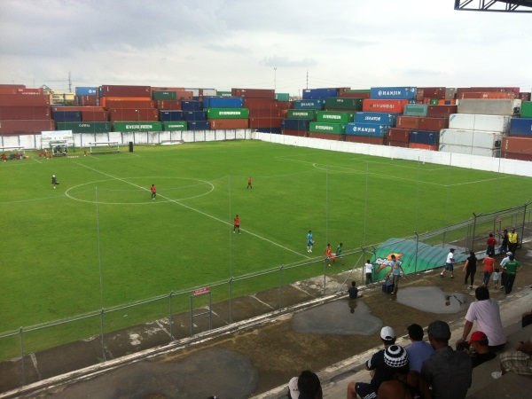 Estadio Alejandro Ponce Noboa de Fertisa, Guayaquil