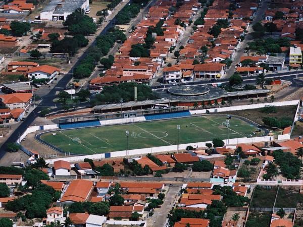 Estádio Municipal Pedro Alelaf, Parnaíba, Piauí