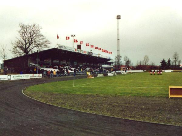 Capelli Sport Stadion, Køge
