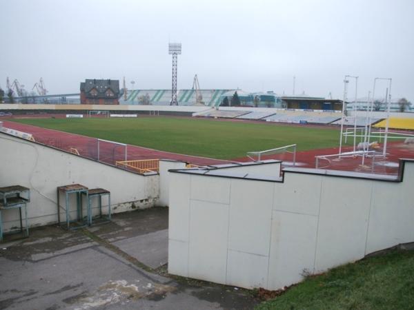 Klaipėdos m. centrinis stadionas, Klaipėda