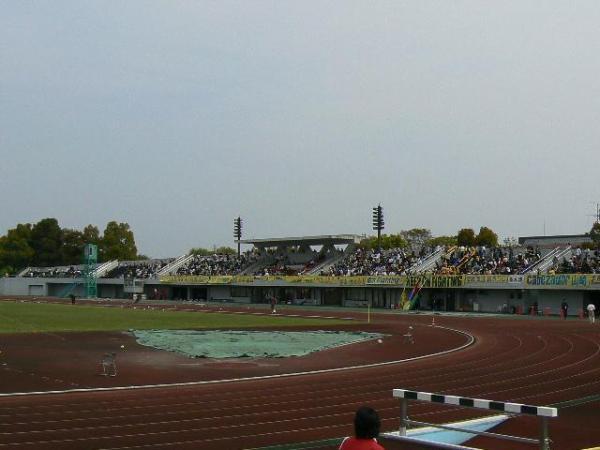 Tochigi City Sports Park Stadium, Tochigi