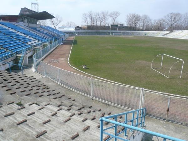 Stadionul 1 Mai, Slatina