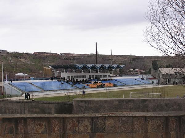 Gyumri City Stadium, Gyumri