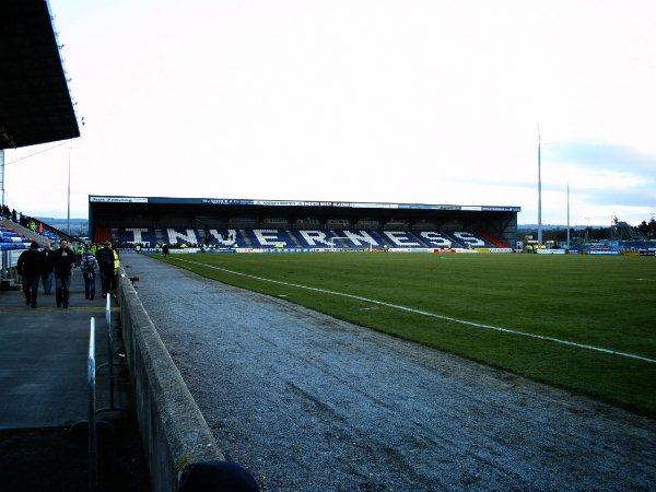 Tulloch Caledonian Stadium, Inverness