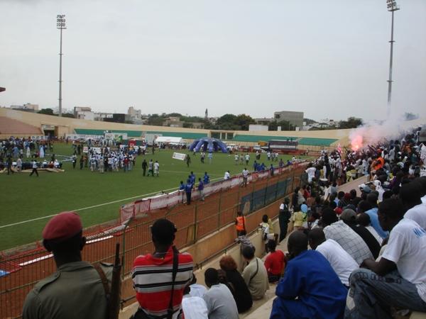 Stade Demba Diop, Dakar