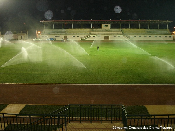 Stade Municipal Denis Sassou N'Guesso, Dolisie