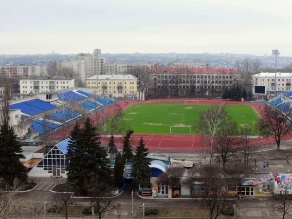 Stadion Trudovye Reservy, Kursk