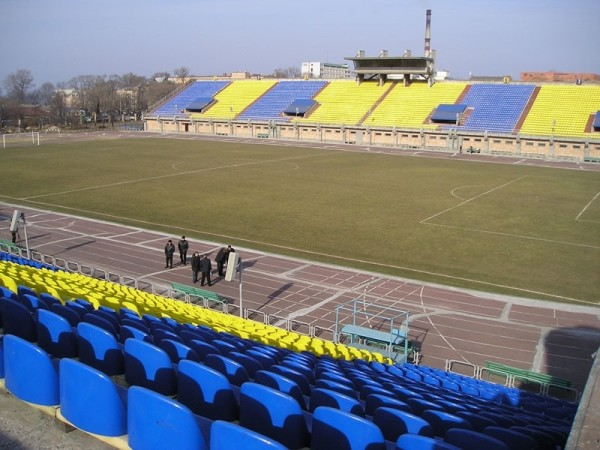Stadion Dinamo, Vladivostok